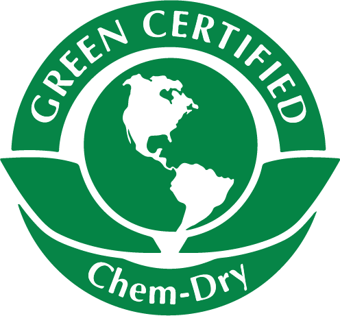 green certified cleaning Van's Chem-Dry