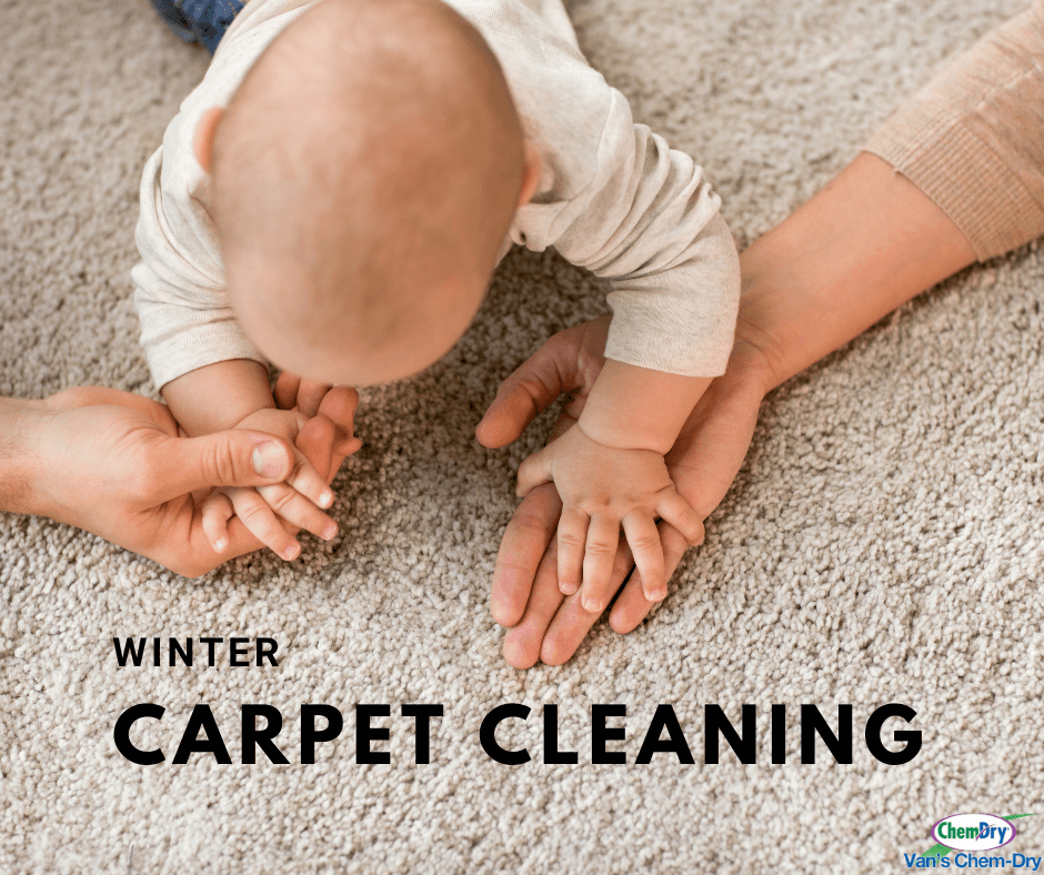 Winter Carpet Cleaning