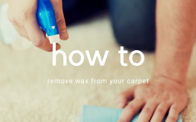 How To Remove Wax From Your Carpet